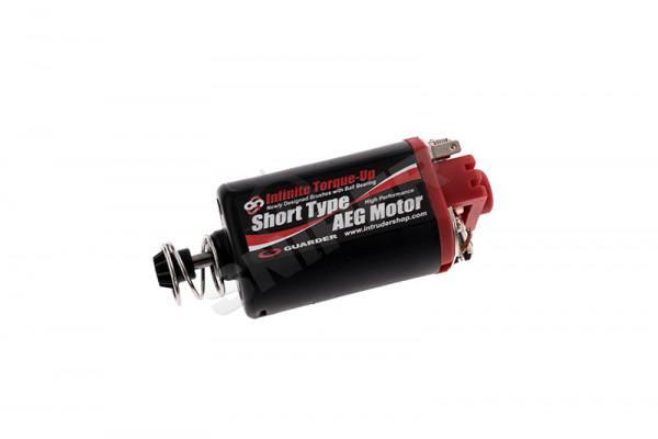 Infinite Torque-Up Short Type Motor