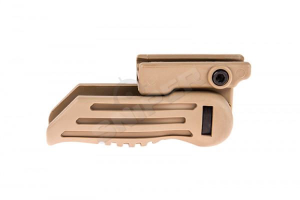 Folding Vertical Grip, Tan