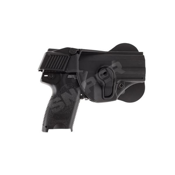 Level 3 Holster für H&K USP Compact, Black