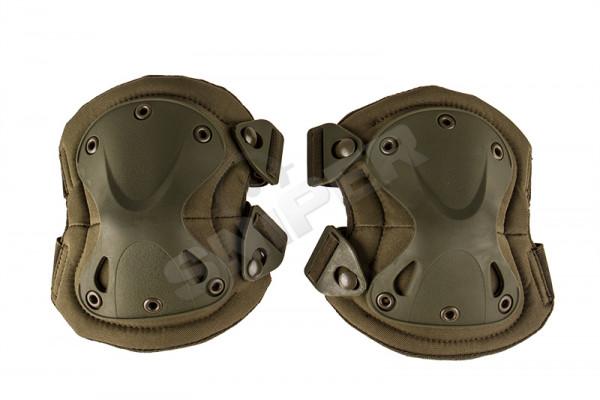 V Tactical Knee Pads, Olive Drab
