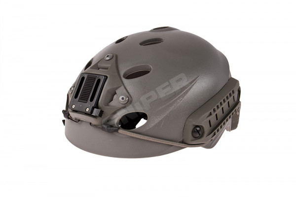 Special Forces Recon Helmet, Foliage Green