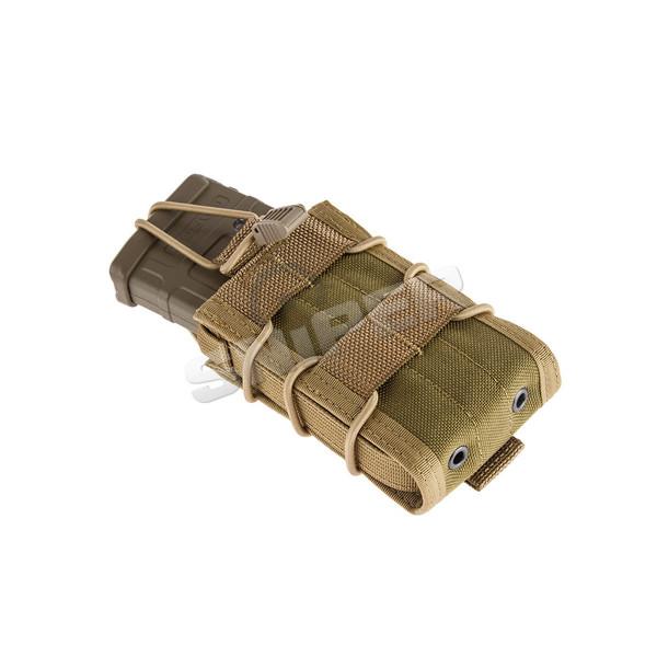 BIB M4/M16 Single Mag Pouch, Khaki Tan