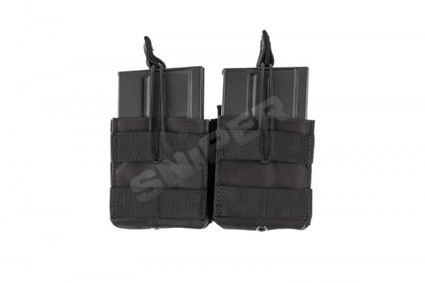 Double 7,62 Mag Pouch, Black