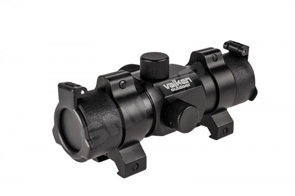 V-Tactical Red Dot Sight 1x30ST+ Weaver Mount