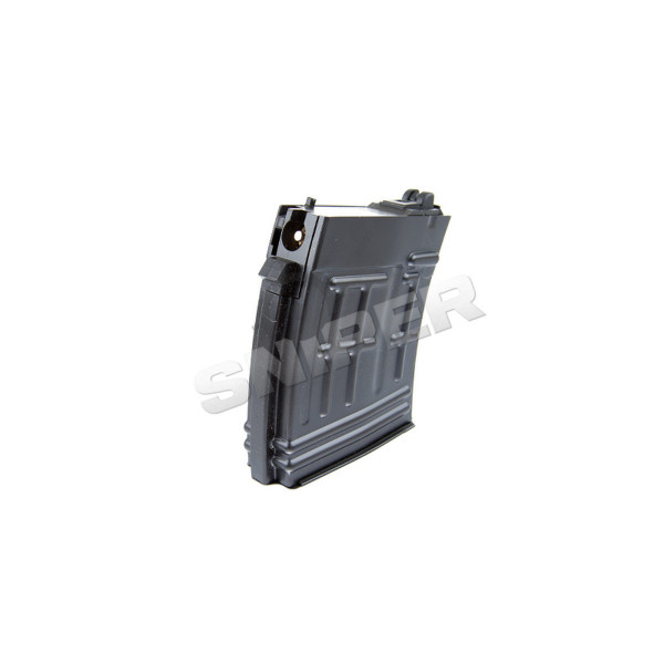 SVD GBB Magazin, Black