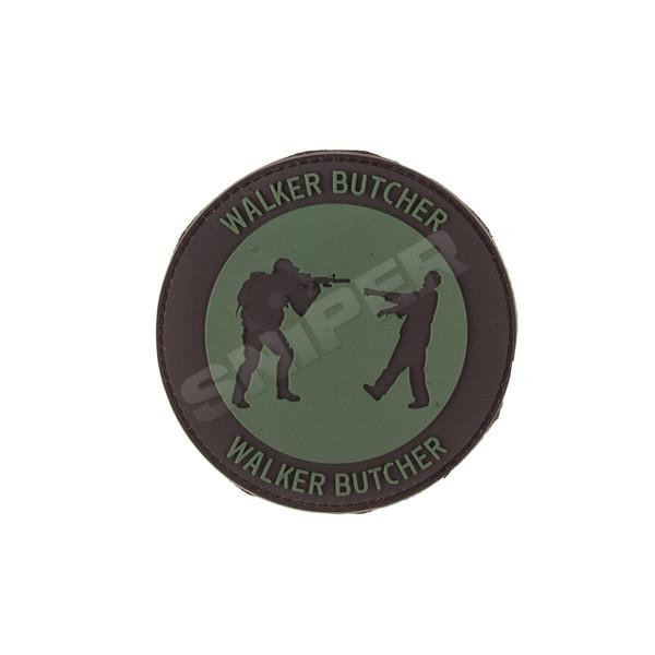 Walker Butcher PVC Patch, oliv (B56)
