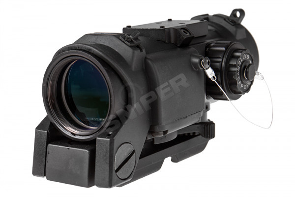 NP Phantom F DR 4x32 Scope inkl. RDS Sight, Black