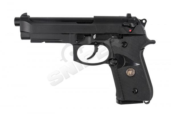 USMC M9A1 Black, GBB