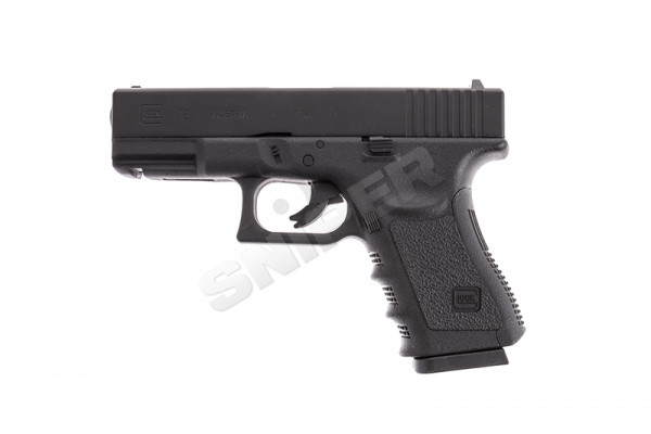 Glock 19 Gen. 3 NBB, Black