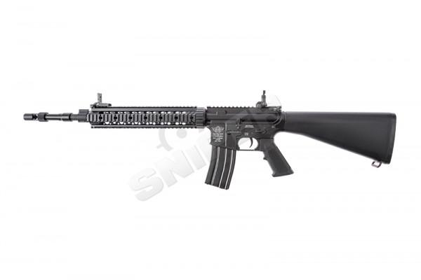 B4 MK12 MOD1 Hellfire Mosfet Black, (S)AEG