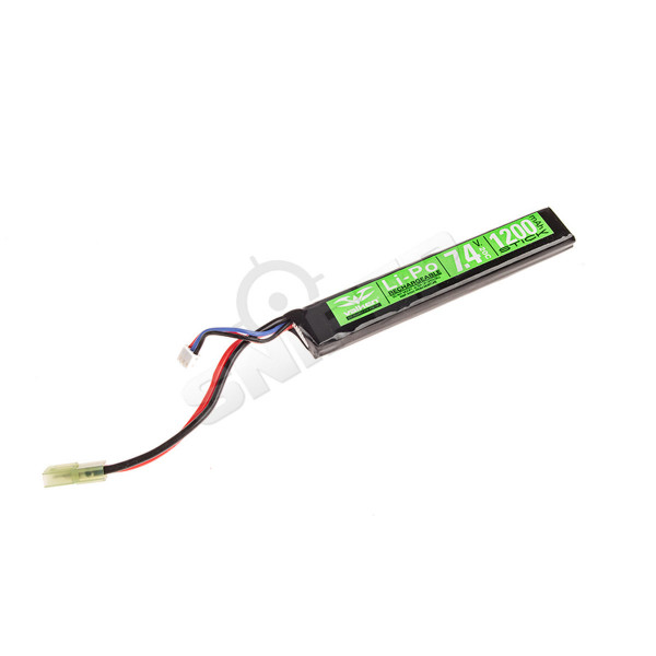 V Energy 7,4V 1.200 mAh Stick Type LiPo Akku