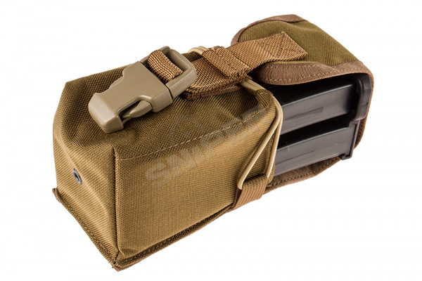 Double Mag Pouch für G36, Coyote Brown