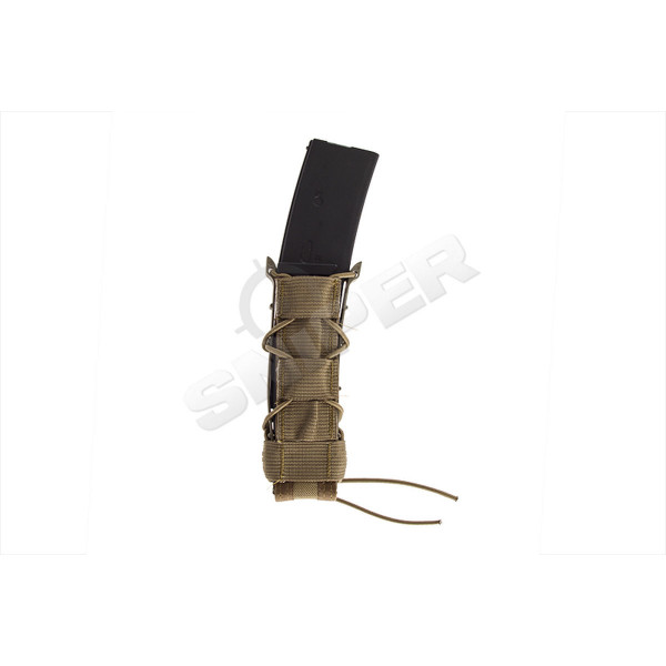 Extended Pistol Magazine TACO, Coyote Brown