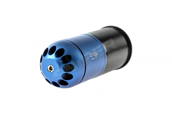 40mm BB Shower (96 rds.), Blau