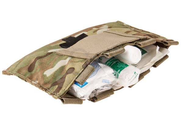 Medic Blow-Out Pouch, Multicam