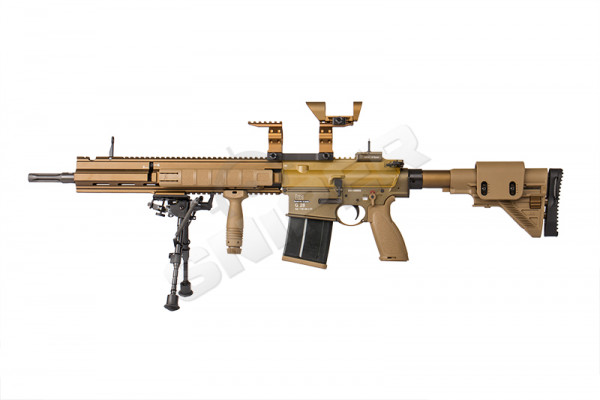 H&K G28 RAL 8000, GBB