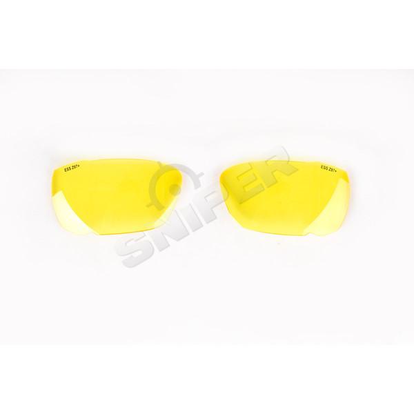 CDI Ersatzgläser, Hi-Def Yellow