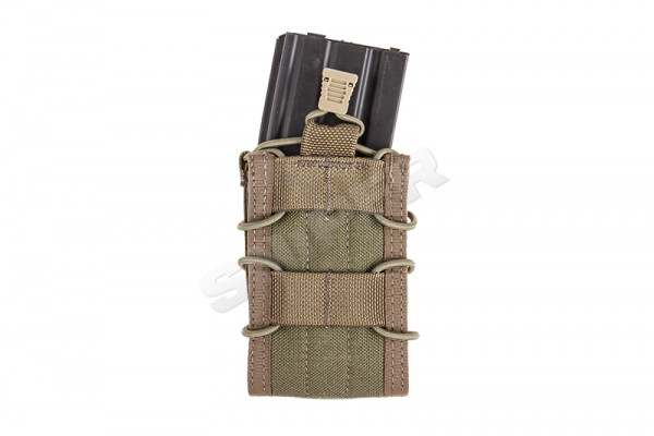 BIB M4/M16 Single Mag Pouch, Ranger Green