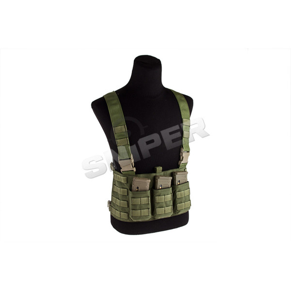 LAW ENF Chest Rig, OD