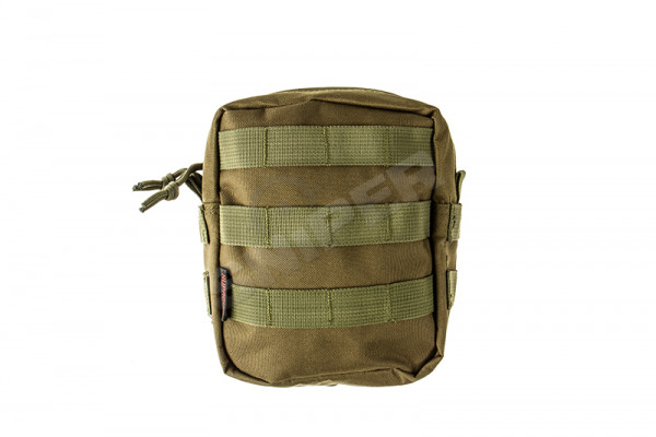 PMC Medium Zipped Utility Pouch - Green
