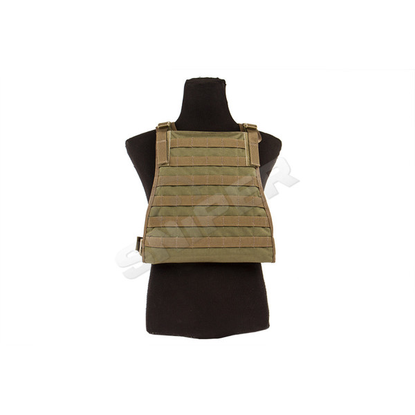 MBSS Plate Carrier, Ranger Green