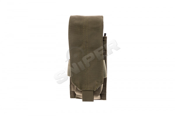 Single AR10/M14 Mag Pouch Gen. 2, OD Green