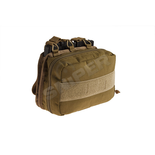 Universal Battle Medic Pouch, Coyote Brown
