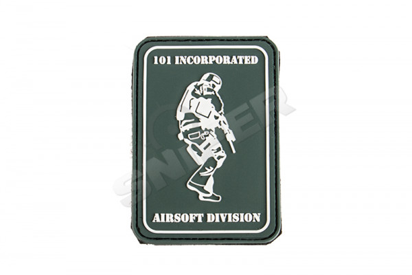 Rubber Patch 101 Inc. Airsoft Division, Grau
