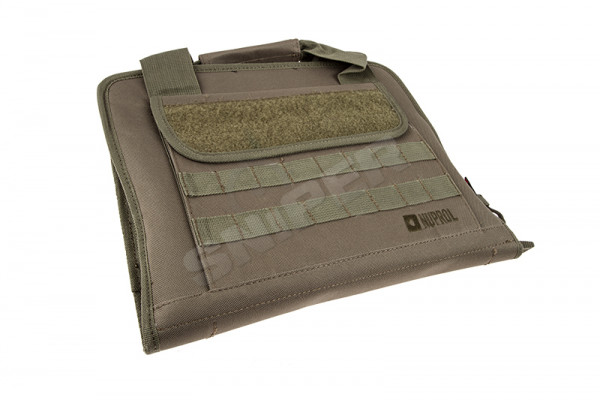 Single Pistol Soft Bag, Green
