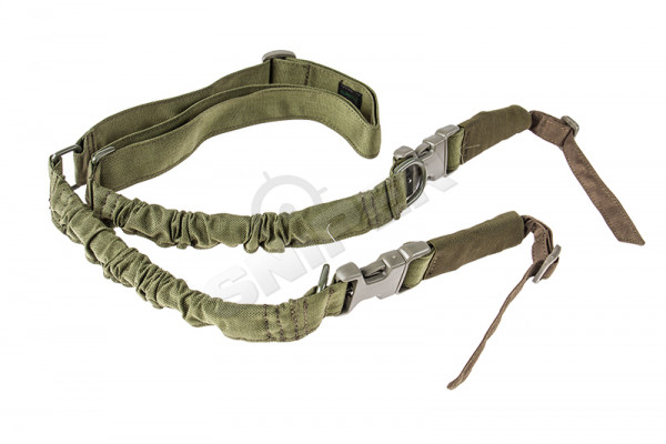 Two Point Bungee Sling 1000D OD/Green