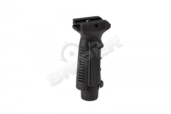Pressure Pad Vertical Grip, Black