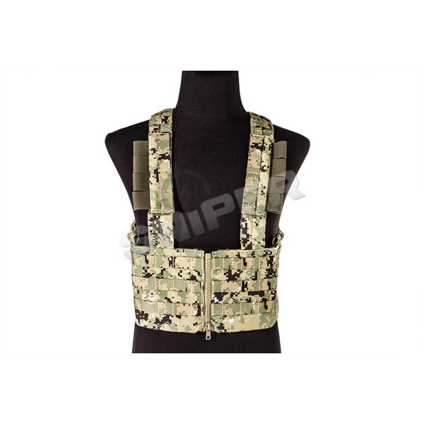 Tactical SF Chest Vest F-Type, AOR2