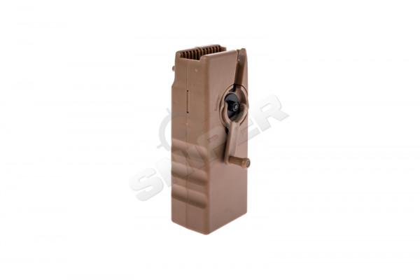 NP Ultra M4 Mag Speedloader, Tan
