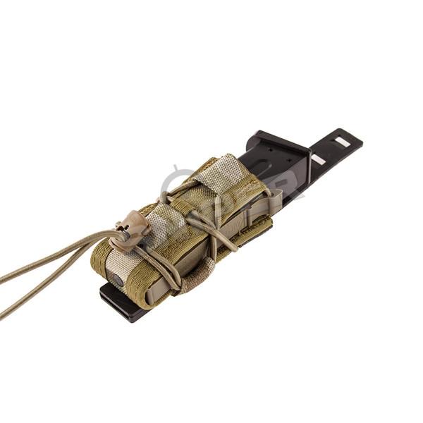 TACO Single Universal Pistol Mag Pouch Multicam