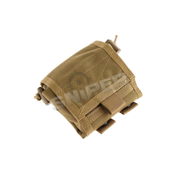 Folding Magazine Drop Pouch, Khaki/Tan