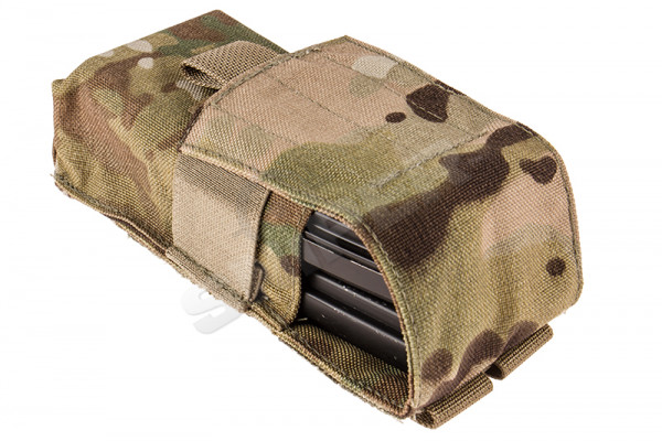 Double Stack M4 Pouch, Multicam