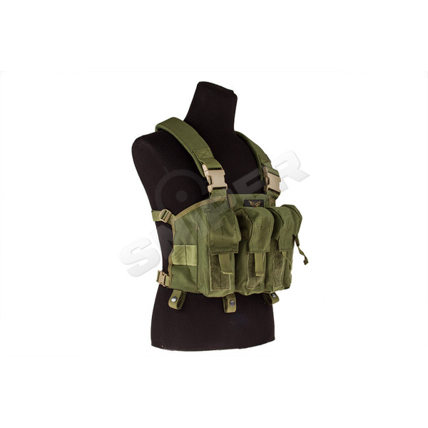 AK Tactical Chest Vest, OD