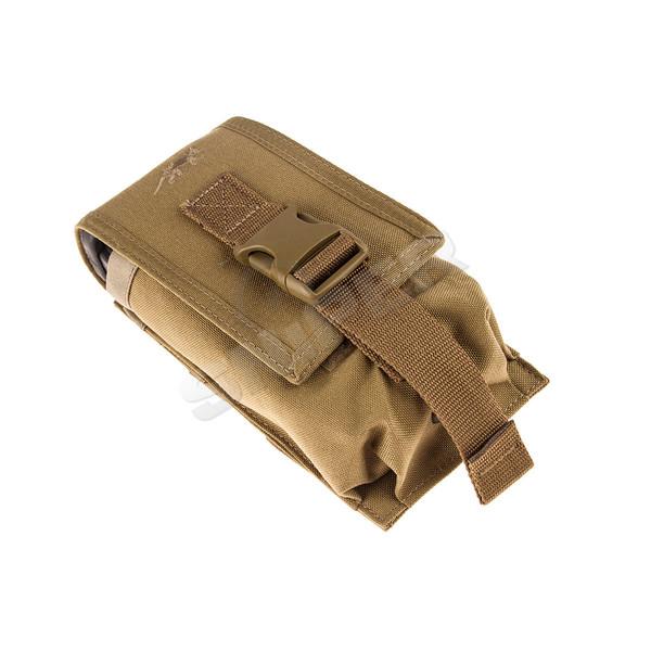 TT SGL Mag Pouch HK417, Khaki/Tan