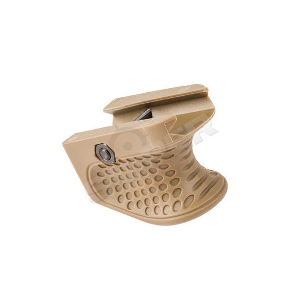 TTS Kunststoff Tactical Thumb Support tan