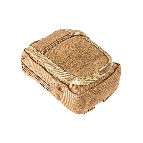 Small Utility Pouch Tan
