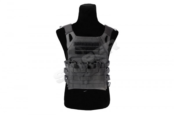Molle Compact Plate Carrier, Black