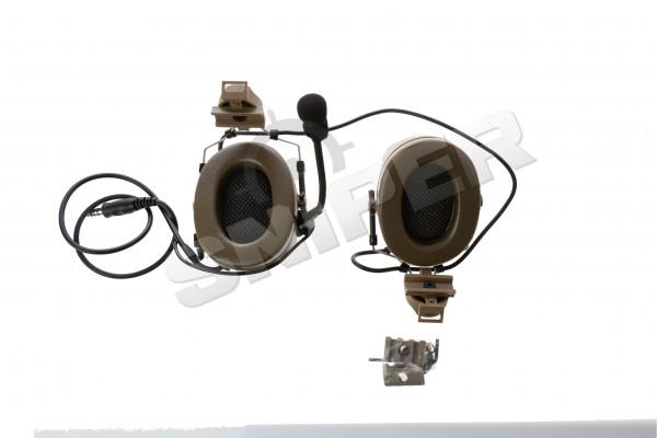 Large Headset Z031, Tan