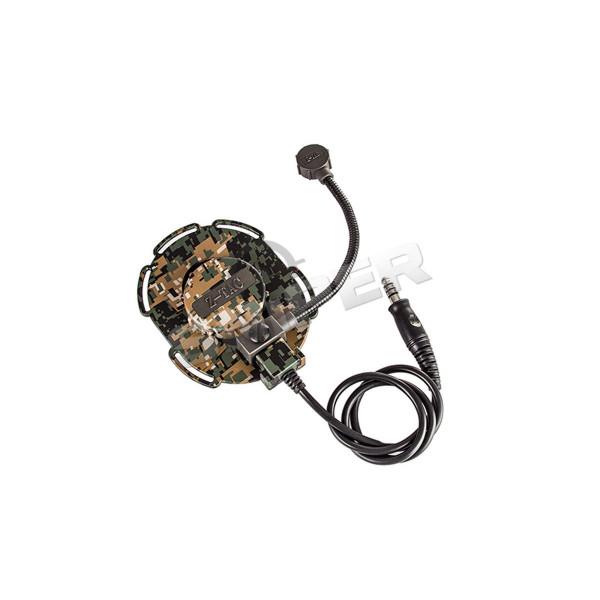 Z 029 Headset Evo III / double side design,Digital