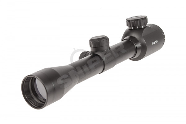 NP Tech 4x32 IR Scope, Black