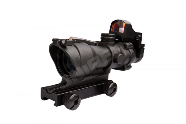 AG 4x32 Scope mit Micro Dot, Black