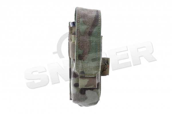 Double 9mm Mag Pouch, Multicam Deluxe