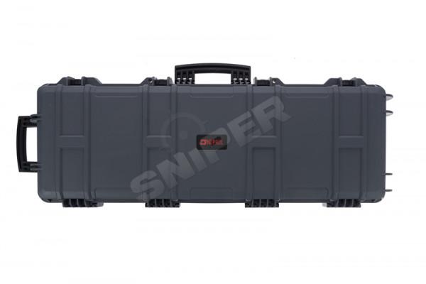100cm Large Trolley Hard Case, Grey