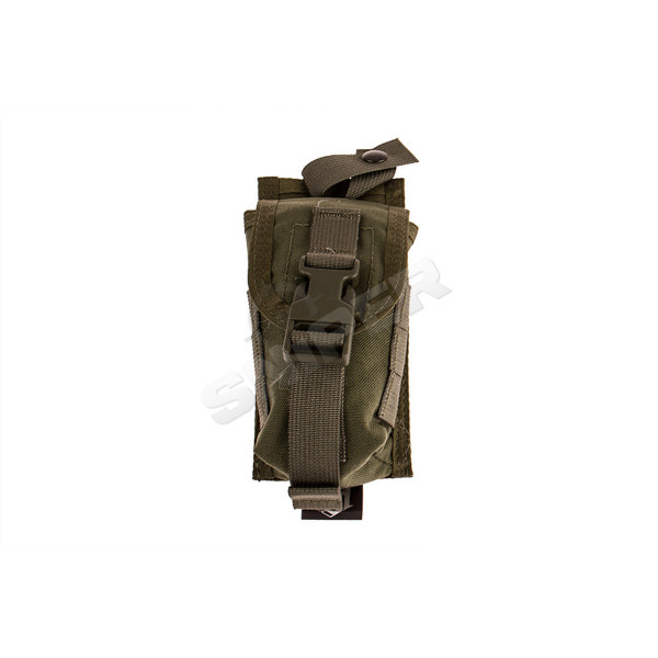 Modular Bleeder/Blowout Pouch, OD Green