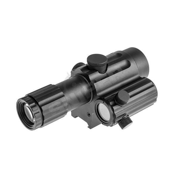 Dual Urban Optic 4x34mm mit Offset Green Dot