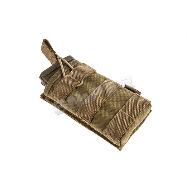 EV Universal Single Mag Pouch, Khaki/Tan